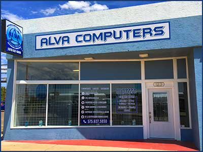 Alva Computers Show Room