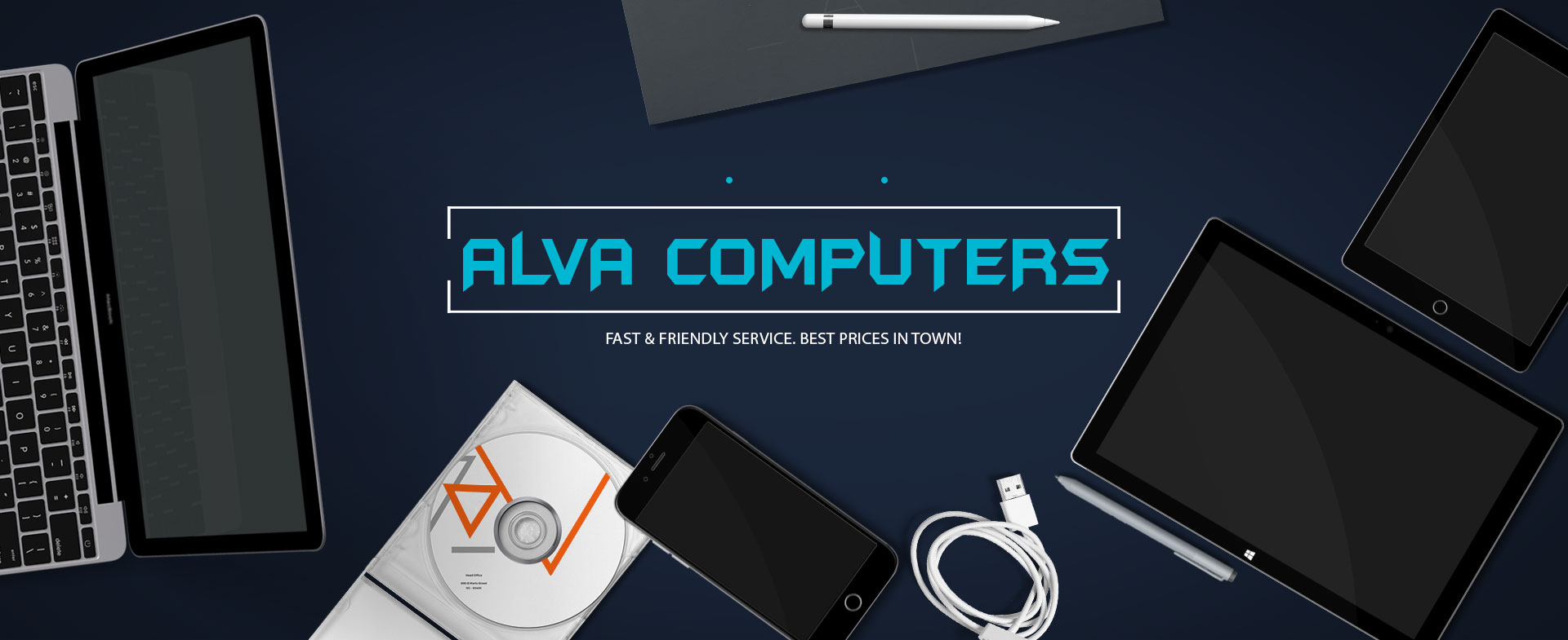 Alva Computers Slider